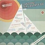 Canzoni per l'estate '84 (Vinyl LP) Vivi la tua musica Fotoromanza Colore Nel mio cielo puro Notte amarena Ogni volta che vedo il mare -