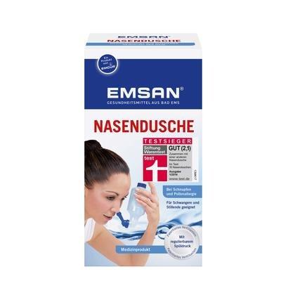 Image of Emsan Nasendusche + Spülsalz 10 Beutel á 2,5g