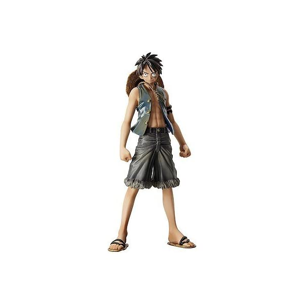One Piece The Grandline Men Vol. 5 Figure-Monkey D Luffy 1