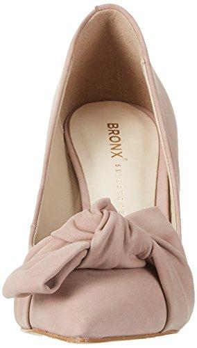 Bronx - Bx 1245 Bcotex, Scarpe col tacco Donna Pink (Powder)