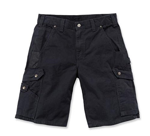 Carhartt - Pantalon - Homme Noir Noir Noir - Noir