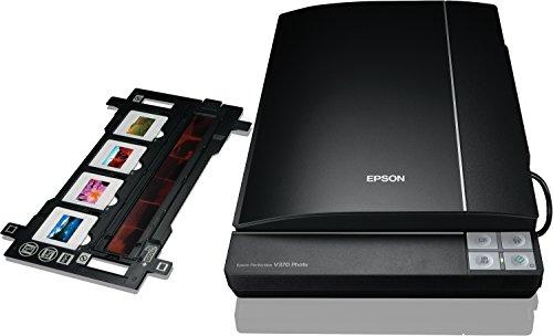 Epson Perfection V370 Photo Flachbett-Scanner (USB-Anschluss) schwarz - 7