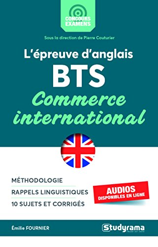 L'épreuve d'anglais au BTS commerce international