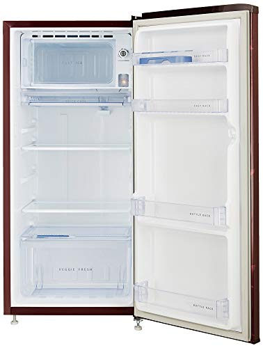 Whirlpool 190 L 3 Star Direct Cool Single Door Refrigerator(WDE 205 3S CLS Plus, Wine Fiesta)