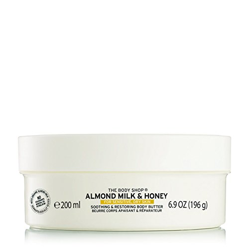 The Body Shop Body Butter Almond Milk & Honey 200ml