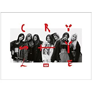 CLC - [CRYSTYLE] 5th Mini Album CD+80p PhotoBook+1p PhotoCard K-POP SEALED