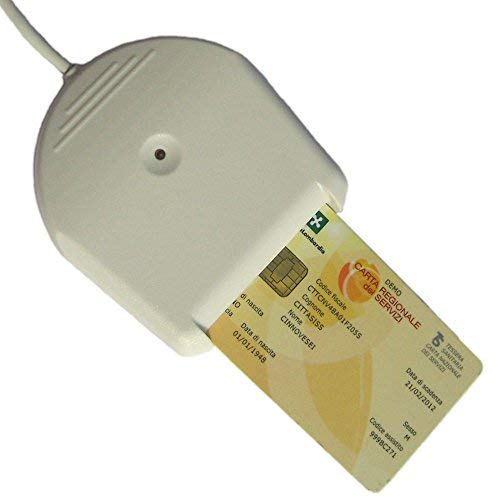 BLUTRONICS USB SmartCard Reader/Chipkartenleser BLUDRIVE II CCID