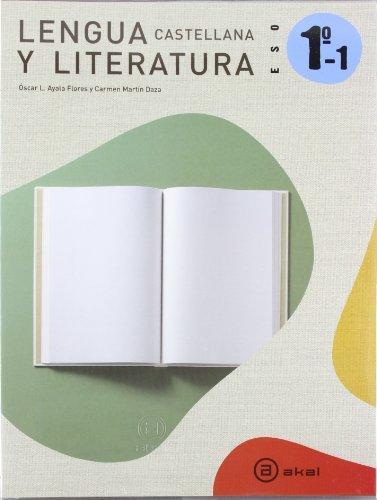 Lengua Y Literatura Castellana. Primer Trimestre 1º ESO - Edición 2011 por Vv.Aa.