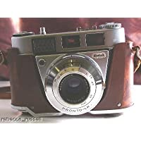 c1960 Kodak Retinette IB Cased Camera 45mm f2.8 pronto-LK