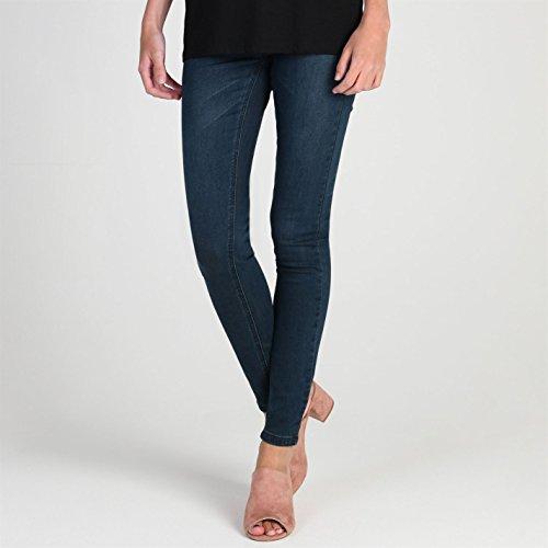 Firetrap Damen MERC Jeans Skinny Dark Wash 16 L