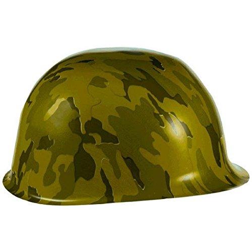7.75 Hut (Amscan Kunststoff Hut Camouflage Party Zubehör)