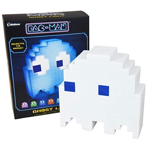Pac Man Lámpara Mesilla Pacman