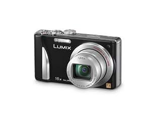 Panasonic DMC-TZ25 3D Camera Black 12MP 16xZoom 3.0LCD FHD 24mm Leica DC 70MB