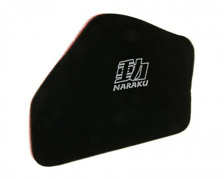 Preisvergleich Produktbild Luftfilter Einsatz Naraku Double Layer für Kymco Curio CX 50