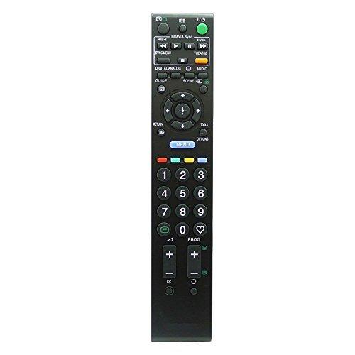 ALLIMITY RM-ED016 Control Remoto Reemplazar por Sony LED LCD Bravia TV KDL-32W5840 KDL-37V5500 KDL-37V5610 KDL-37V5800 KDL-37V5810 KDL-37W5500 KDL-37W5710 KDL-37W5720 KDL-37W5730 KDL-37W5740