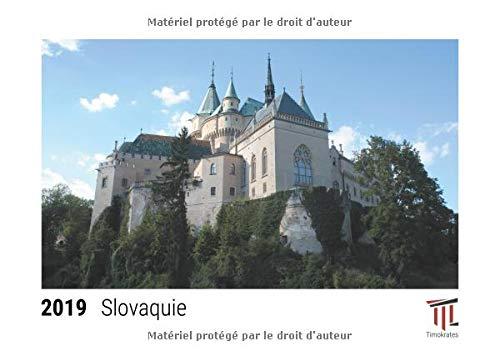 Slovaquie 2019 calendrier de bureau timokrates calendrier photo calendrier photo par TIMOKRATES