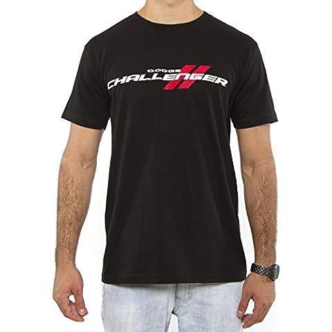 Greucy-darkDodge Challenger Collage T-shirt