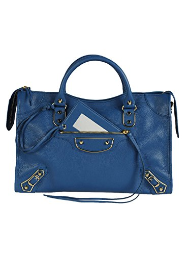 balenciaga-femme-390154aq41g4260-bleu-cuir-sac-a-main
