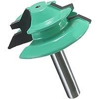 MagiDeal 45 Grad Sperre Gehrung Router Bit für Oberfräsen , 1/4 '' Shank Zapfenschneider 1/2 inch