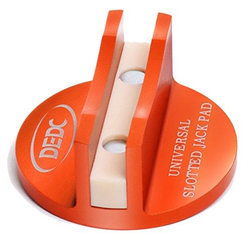 Wagenheber Auflage, DEDC Universal Magnetisch Jack Pad Hebebühnen Adapter aus Aluminum für Auto