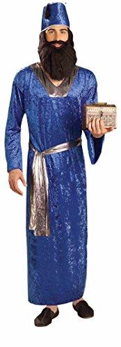 Forum Novelties Inc. Costume Biblical Times - Wiseman - Blue - Wiseman Kostüm