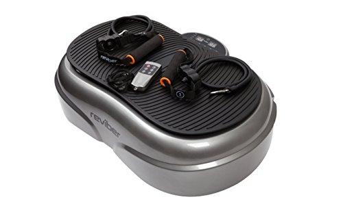 Reviber Fusion Vibrationsplatte, vibrierend, 5 Jahre Garantie