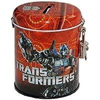 Unbekannt Transformer - Spardose Sparbüchse / Schatztruhe Truhe Aufbewahrung Transformers preisvergleich bei kinderzimmerdekopreise.eu