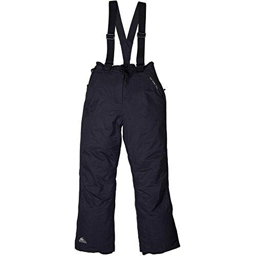 Cox Swain Damen 2-Lagen Ski-/Snowboardhose Slope Limited, Colour: Black, Size: S