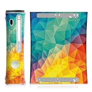 DeinDesign Microsoft Xbox Folie Skin Sticker aus Vinyl-Folie Aufkleber Muster Pattern Abstrakt