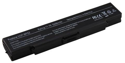 4800mAh Notebook Laptop Akku Batterie für Sony Vaio ersetzt VGP-BPS2A VGP-BPS2C VGP-BPS2 VGP-BPL2 VGN-VGP-BPL2C VGP-BPS2B , ersetzt Sony VGP-BPS2 BPL2 BPS2A BPS2B BPS2C