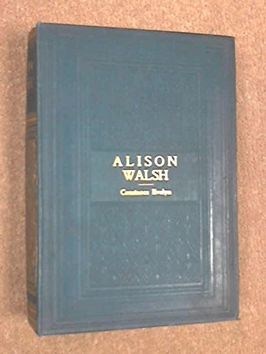 Alison Walsh. A Study of To-Day