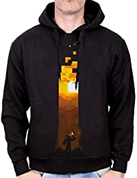 Sweat Minecraft - Torch Print