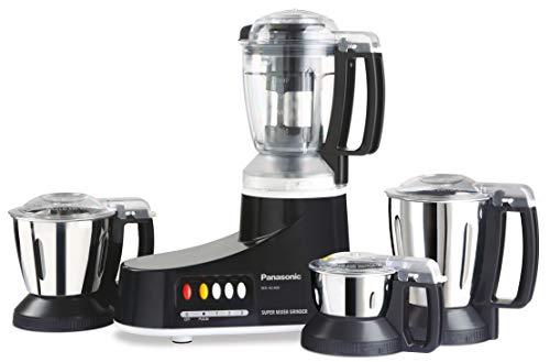 10. Panasonic MX-AC400 550-Watt Mixer Grinder