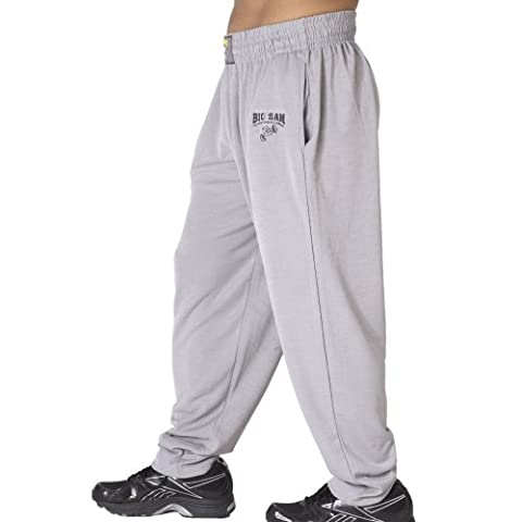 BIG SAM SPORTSWEAR COMPANY Sporthose Jogginghose Trainingshose Bodyhose Bodybuilding *867* Größe