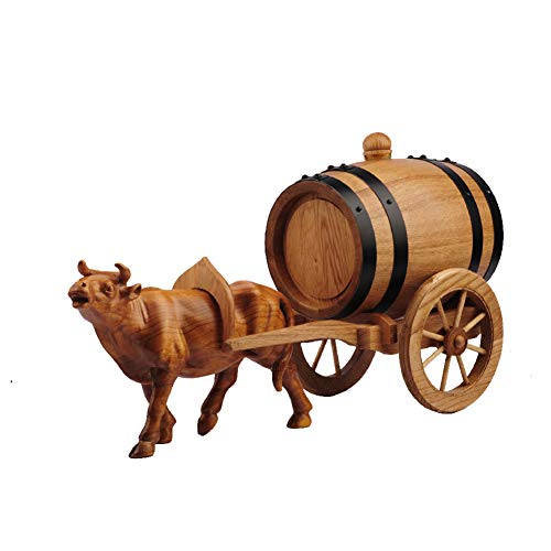 CHENG Real Oak Barrels, 0.75L Fû...