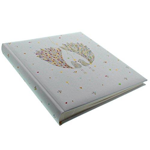 Goldbuch Hochzeitsalbum, 30 x 31 cm, 60 Seiten mit Pergamin, You & me, Kunstdruckpapier mit Goldprägung und Relief, 08346