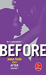 Before (After, Tome 7) de Anna Todd