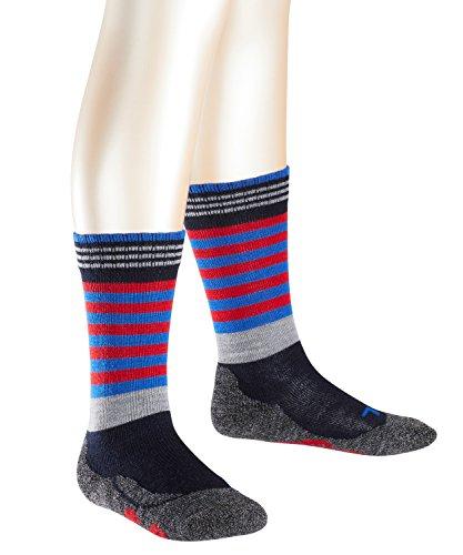 falke socken kinder FALKE Jungen Frog Socken,, per pack Mehrfarbig (marine 6120), 23-26 (Herstellergröße: 23-26)