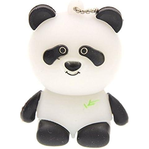 FEBNISCTE Cute Panda 32GB USB3.0 Pen Drive