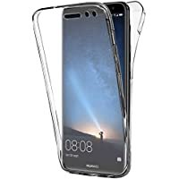 Coque Gel Huawei Mate 10 Lite , Buyus Coque 360 Degres Protection INTEGRAL Anti Choc , Etui Ultra Mince Transparent INVISIBLE pour Huawei Mate 10 Lite , Coque Huawei Mate 10 Lite