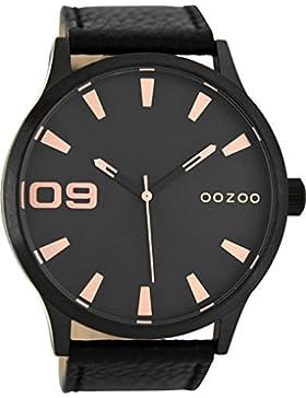 Oozoo Unisex Erwachsene-Armbanduhr C8534