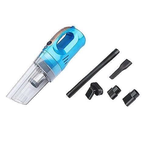 Zhhlinyuan haute qualité 120W 4000PA Strong Suction Car Vacuum Cleaner