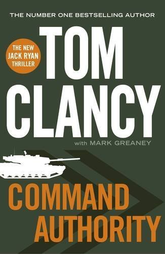Command Authority (Jack Ryan 13) by Tom Clancy (2013-12-05)