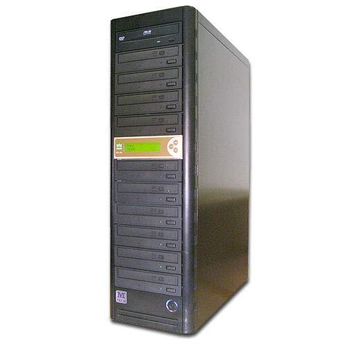 Tower Duplikator 1-11 CD/DVD SATA Tower Duplikator eSATA LITEON