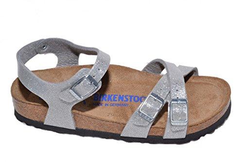 Birkenstock Kumba 1005038, Sandalen Silber