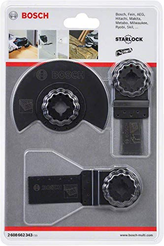 Bosch Home and Garden 2608662343 Kit Inicio Multiherramienta