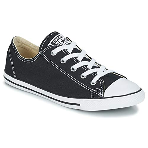 CONVERSE Damen Sneaker schwarz 39