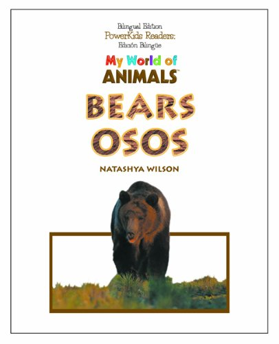 Osos = Bears (Powerkids Reader) por Natashya Wilson