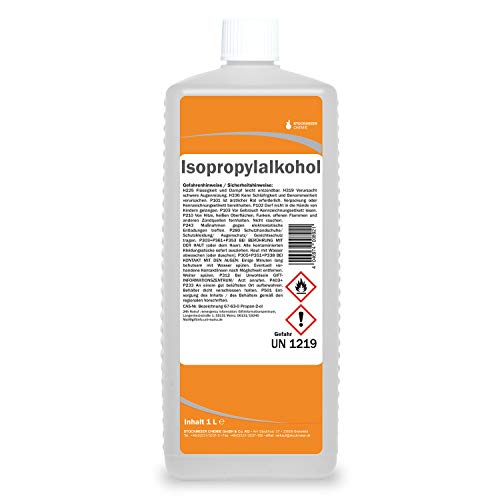 Isopropanol/Isopropylalkohol Klar 99,9% 1000 ml -