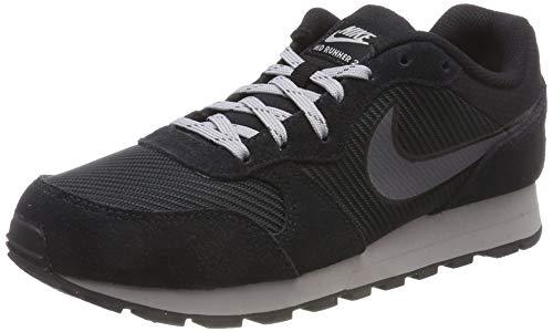 Nike Herren MD Runner 2 SE Fitnessschuhe, Schwarz (Black/Dark Grey/Wolf Grey 003), 42 ()
